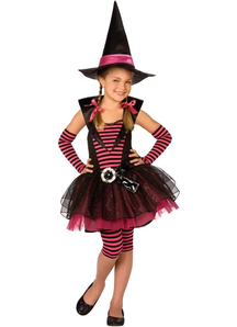 Happy Witch Child Costume