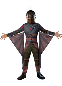 How To Train Dragon Child Costume