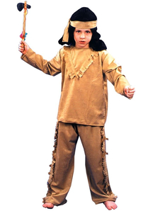 Indian King Child Costume