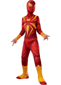 Iron Spiderman Child Costume
