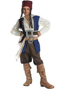 Jack Sparraw Child Costume