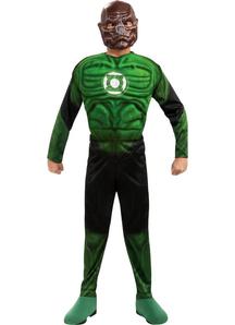 Kilowog Green Latern Child Costume