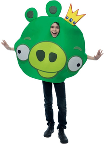 King Pig Angry Birds Child Costume