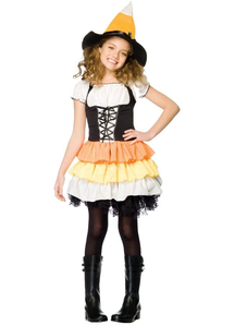 Korn Witch Child Costume