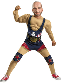 Kurt Angle Child Costume