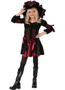 Lady Pirate Child Costume