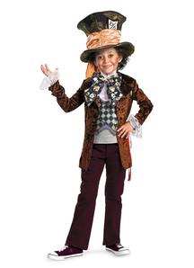 Mad Hatter Child Costume