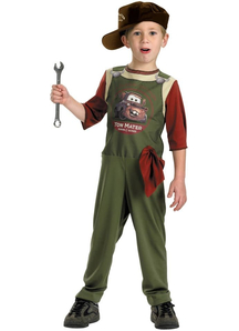 Matter Cars Child Costume