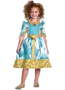 Merida Child Costume