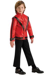 Michael Jackson The Thriller Child Jacket