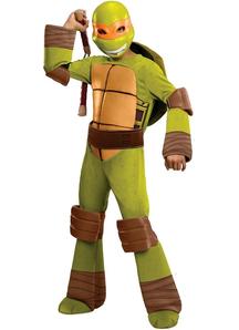 Michelangelo Tmnt Child Costume