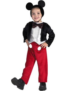 Mickey Mouse Boy Child Costume