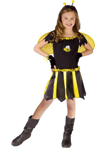 Mischievous Bee Child Costume