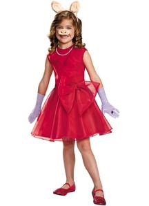 Miss Piggy Child Costume