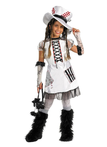Monster Doll Child Costume