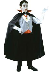 Mr Vampire Child Costume