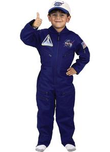 Nasa Jr.Flight Child Suit