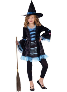 Nice Witch Child Costume