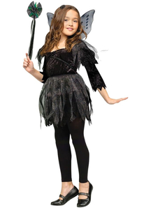 Night Fairy Child Costume