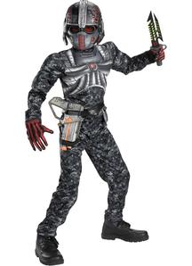 Operation Robot Child Costume