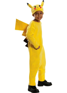 Pikachu Child Costume