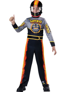Racer Max D Child Costume