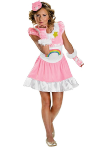 Rainbow Bear Child Costume