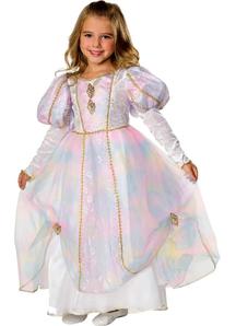 Rainbow Princess Child Costume