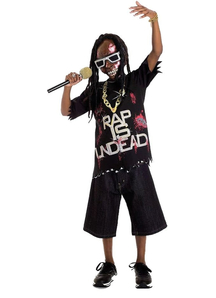 Rapstar Child Costume
