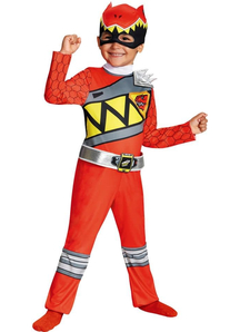 Red Ranger Dino Toddler Costume