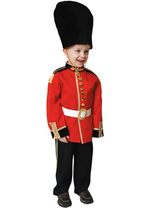 Royal Guard Child Costume