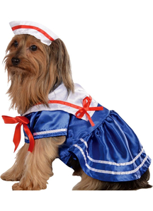Sailor Pet Costume