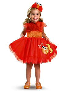 Sesame Street Elmo Child Costume