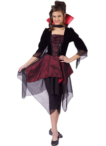 She Is Dracula Child Costume