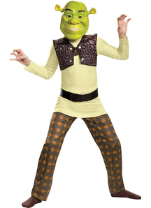 Shrek Classic Child Costume