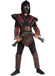 Skull Ninja Child Costume