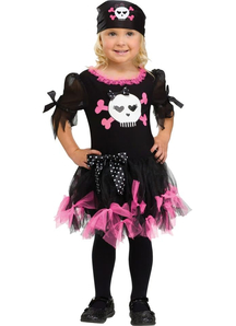 Skully Pirate Child Costume