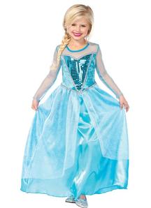 Snow Queen Child Costume