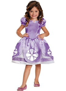 Sophia The Princess Toddler Costume