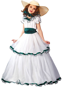 South Beauty Child Costume