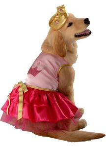 Sparkle Queen Pet Costume