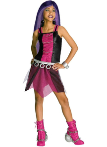 Spectra Vondergeist Monster High Child Costume