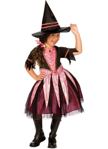 Splendid Witch Child Costume