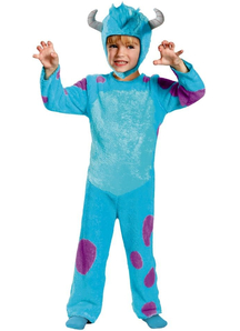 Sully Monster Child Costume