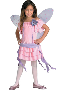 Sweet Fairy Child Costume