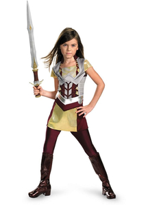 Thor Girl Child Costume
