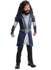 Thorin The Hobbit Child Costume
