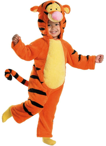 Tigger Plush Child Costume