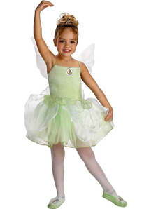 Tinker Bell Ballerina Child Costume