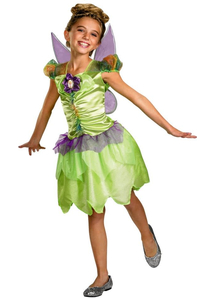 Tinker Bell Disney Child Costume